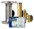 Wodomierz MULTICAL®61 ze zintegrowanym przetwornikiem przepływu Ultraflow®24 z kablem sygnałowym 2,5m, ze standardowym optycznym wyjściem danych, zasilany z baterii typu D high-cap, dostarczany z płytką montażową i kompletem śrubunków. MC61 Q3 1,6 m³/h… (Kamstrup Power)