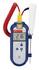 Przenośny termometr elektroniczny na termoparę typ K z wyświetlaczem LCD, wymienialne zewnętrzne sondy, konektor sub-miniture, zakres pomiaru -200 do +600 C, IP67, powłoka antybakteryjna BioCOte (COMARK)