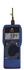 Przenośny termometr elektroniczny na termoparę typ K lub T z wyświetlaczem LCD, wymienialne zewnętrzne sondy, konektor sub-miniture, zakres pomiaru -200 do +1372 C, IP67 (COMARK)