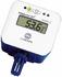 Rejestrator temperatury i wilgotności z wyświetlaczem, zasilany bateryjnie, zintegrowany czujnik termistorowy i czujnik wilgotności, zakres pomiaru -40 do +70C, 0 do 97 %RH,  pamięć do 8000 pomiarów ( temperatura i wilgotność) (COMARK)