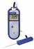Przenośny termometr elektroniczny z zintegrowanym czujnikiem termistorowym i wyświetlaczem LCD, -40 do +125 C, powłoka antybakteryjna BioCote (COMARK)