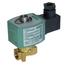 Zawór elektromagnetyczny 3/2NC G1/4 24/DC 10/6bar do powietrza, wody i olejów (Asco Numatics)