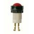 Lampki uniwersalne diodowe typu D22 na napięcie 24 do 230V AC/DC żółta błyskająca (Promet)