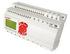 Przekaźnik programowalny NEED-12DC-22-16-8R-D  16wejść/8wyjść, Zasilanie: 12VDC, z wyświetlaczem, wersja 22 (Relpol)