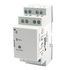 Przekaźnik nadzorczy MR-ET1P jednofunkcyjny: 1P - jeden zestyk przełączny. Nadzór temperatury silnika poprzez podłączone czujniki PTC (maks. 6 czujników) lub zestykiem termicznym. Wejście - zaciski: A1 - A2, napięcie zasilania przekaźnika - 230 V AC. O… (Relpol)
