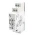 """Przekaźnik nadzorczy MR-EU1W1P wielofunkcyjny: 1P - jeden zestyk przełączny. Napięcia nadzorowane: 24 V AC/DC; 230 V AC. Nadzór napięcia AC/DC w jednej fazie - nadzór wartości minimalnej oraz nadzór w funkcji """"okna"""" (wartości nastawiane). Wejście (zasi… (Relpol)"""
