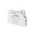 Dodatkowy zestyk pomocniczy CRI20-01 1 N/Z (1-2), do styczników od CRNI09...38. Prąd zestyku Ie: AC15 - 3,8 A / 400 V, 5,6 A / 230 V. Wymiary: 48 x 10 x 33 mm. Montowany na czole stycznika. Zwiększa wysokość stycznika o 25 mm. (Relpol)