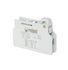 Dodatkowy zestyk pomocniczy CRI20-10 1 N/O (3-4), do styczników od CRNI09...38. Prąd zestyku Ie: AC15 - 3,8 A / 400 V; 5,6 A / 230 V. Wymiary: 48 x 10 x 33 mm. Montowany na czole stycznika. Zwiększa wysokość stycznika o 25 mm. (Relpol)