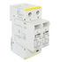 Ogranicznik RPC-80/280/2 klasa II/C, 2-polowy, Imax - 80 kA (8/20 µs), wymienna wkładka (Relpol)