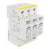 Ogranicznik RPC-120/280/3 klasa II/C, 3-polowy, Imax - 80 kA (8/20 µs), wymienna wkładka (Relpol)