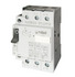 Wyłącznik silnikowy RMSI25-0V16 3-biegunowy z zestykami pomocniczymi 1 N/O (13-14) + 1 N/Z (21-22). Bieguny: L1-T1, L2-T2, L3-T3. Zakres prądów: 0,1 - 0,16 A - 400 V AC. Wyzwalacz przeciążeniowy i zwarciowy. Wymiary: 86 x 54 x 72,5 mm. Montaż na szynie… (Relpol)