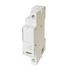Cewka wybijakowa RSI-W400 do wyłączników RMSI25 i RMSI63. Un - 400 V AC 50 Hz. Zaciski zasilania: C1-C2. Montowana na wyłączniku z lewej strony. Zwiększa szerokość wyłącznika o 18 mm. (Relpol)