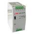 Zasilacz impulsowy RPS-120-12 dla systemów automatyki, obudowa metalowa, bezpośredni montaż na szynie 35 mm. Zakres wejścia AC wybierany przełącznikiem. Moc wyjściowa 120 W (10 A), napięcie wyjściowe 12 V DC. (Relpol)