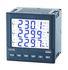 """Miernik parametrów sieci ND10 wejście prądowe 1A do przekładnika X/1A, wejście napięciowe 3x57,7/100V, 2 wyjścia alarmowe, wyświetlacz LCD 3,5"""", zasilanie z obwodu pomiarowego. (Lumel)"""