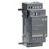 COMMUNICATIONS MODULE LOGO!COMMUNICATIONS MODULE EIB AS INTERFACE BETWEEN EIB AND LOGO! PS 24 V DC/AC REALISATION  USING BUS W.MAX.: 16 DI, 12 DO, 8 AI AND 2 AO (Siemens)