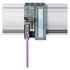 SIMATIC S7-300, JEDNOSTKA CENTRALNA KOMPAKTOWA CPU 313C-2 PTP, INTERFEJSY: MPI I RS422/485, 16 DI/16 DO, 3 SZYBKIE LICZNIKI (30 KHZ), 128 KB PAMIĘCI WORK, WYMAGANA KARTA MMC I 1 LISTWA PRZYŁĄCZENIOWA 40 PIN (Siemens)