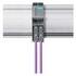 SIMATIC S7-300, JEDNOSTKA CENTRALNA CPU 317-2 DP, INTERFEJSY: MPI/DP I DP, 1 MB PAMIĘCI WORK, WYMAGANA KARTA MMC (Siemens)